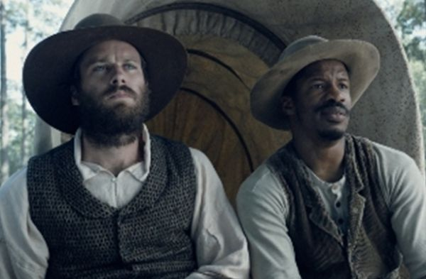 Samuel Turner (Armie Hammer) and Nat Turner (Nate Parker)Photo: Fox Searchlight