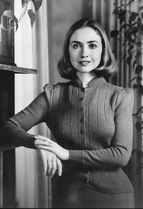 Hillary as Arkansas' first lady