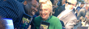 hillary-clinton-selfie-early-voting-location-nc-tw-600