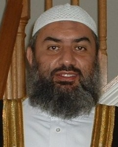Shaykh Moataz Al-Hallak emigrated to the U.S. from Syria and founded mosques in Texas, Maryland and Michigan.