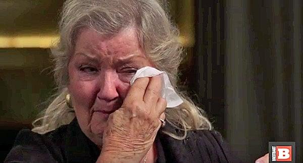 Juanita Broaddrick says she was raped by Bill Clinton (courtesy Breitbart video)