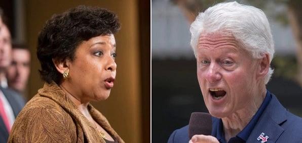 Did Loretta Lynch lie about DOJ role in Hillary probe? - WND