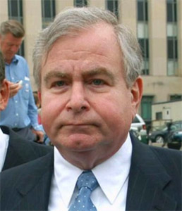 President Bill Clinton's former national security adviser, Sandy Berger