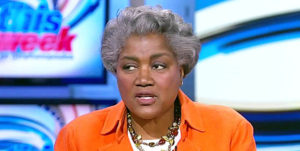 Former DNC Chairwoman Donna Brazile