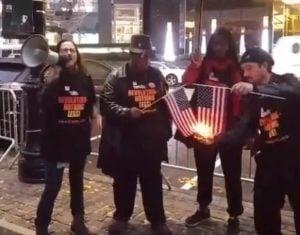 flag-burning
