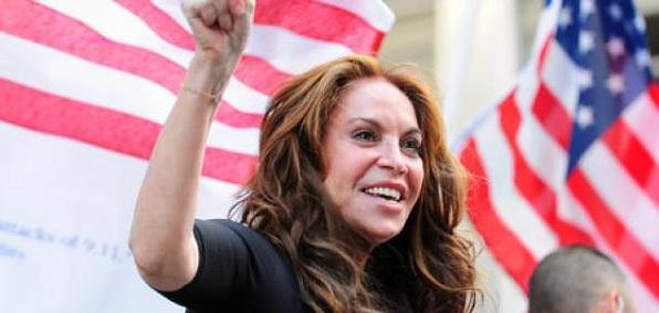Activist/author Pamela Geller