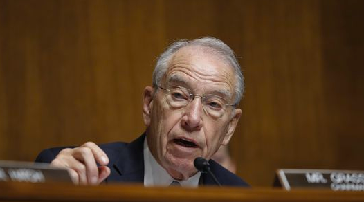Senate Judiciary Committee Chairman Sen. Chuck Grassley, R-Iowa