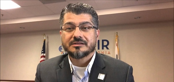 Hussam Ayloush, director of CAIR-Los Angeles