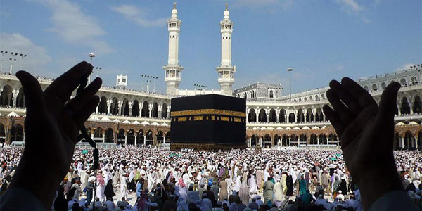Mecca, in Saudi Arabia (Photo: Twitter)