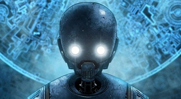 "K-2SO from ""Rogue One: A Star Wars Story"""