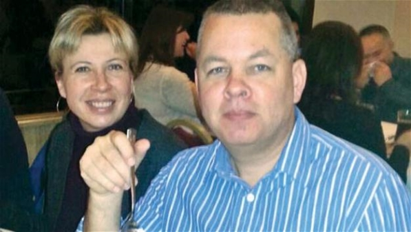 Andrew Brunson, an evangelical pastor, with wife Norine, had ministered in Turkey for 23 years before he was arrested Oct. 7, 2016.