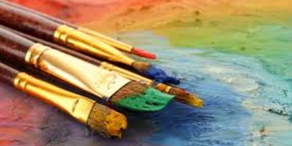 Art paintbrushes