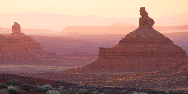 The Bears Ears, Utah (Photo: Utah Public Radio)