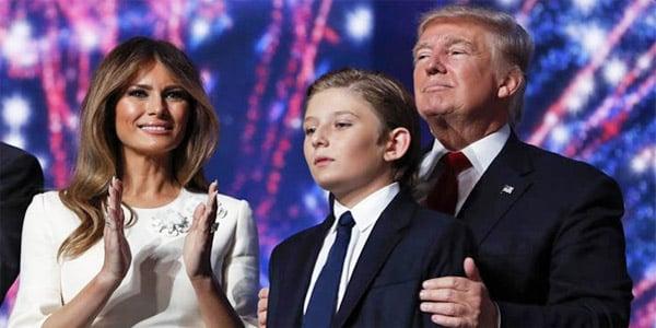 Donald-Melania-Barron-Trump-TW