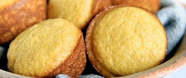 Massachusetts fun facts - corn muffin
