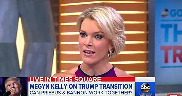 "Megyn Kelly (""Good Morning America"" screenshot)"