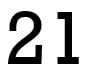 number-21