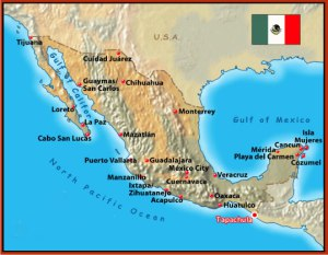 Tapachula is on the border of Mexico and Guatemala.