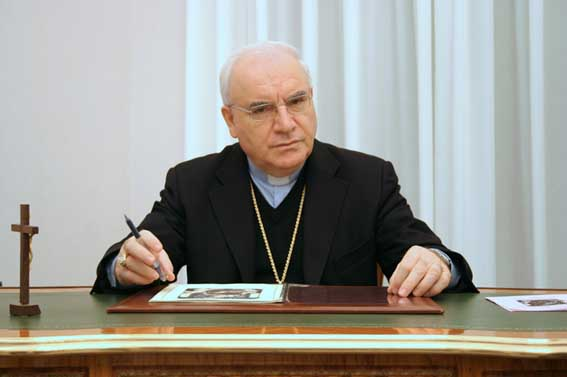 Archbishop Carlo Liberati of Italy recently put out a dire warning to Europeans.