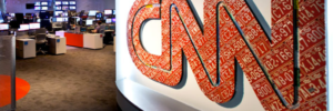 CNN Studios in Atlanta. The cable giant has reported on the nation's first federal case of female genital mutilation on its website but been silent on air.