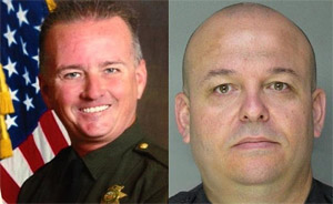 Officers Mike Davis and Danny Oliver were murdered by an illegal alien in California in 2014