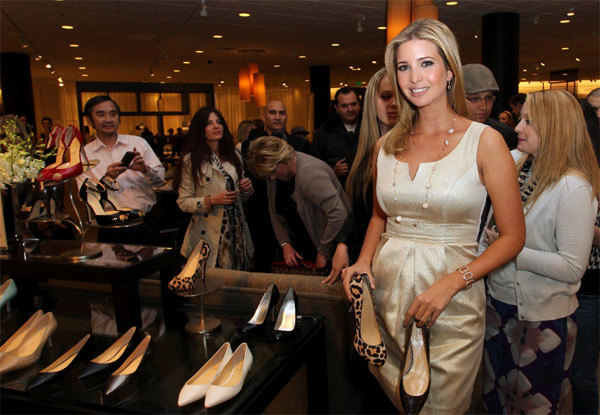 Ivanka Trump (Photo: Twitter)