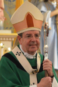 Most Rev. Archbishop Allen Henry Vigneron, Archbishop of Detroit