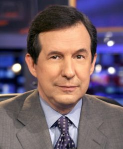 Chris Wallace of Fox News