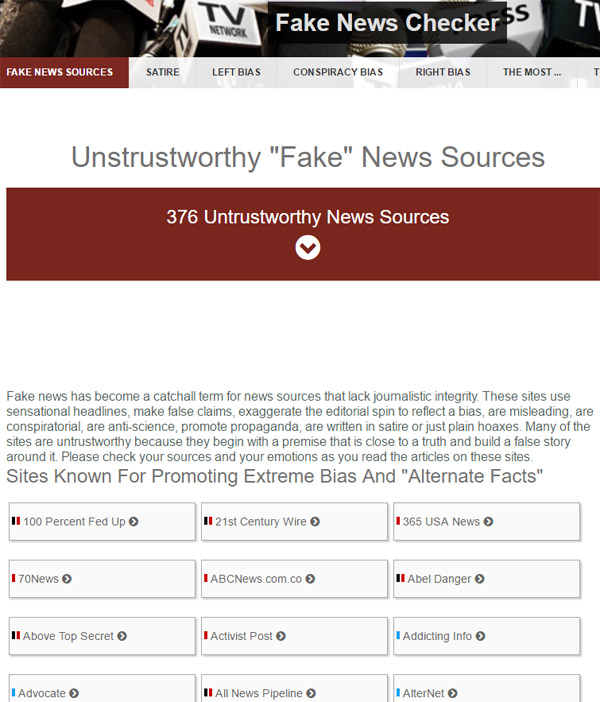 fake-news-checker