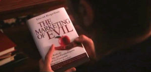 marketing of evil i am michael