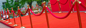 Hollywood-oscars-film-movies Way to success on the red carpet (Barrier rope)