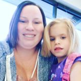 Lacy Peterson and her little girl, who was the victim of a sexual assault last June, allegedly by boys from Iraq and Sudan, at the Fawnbrook Apartments in Twin Falls.