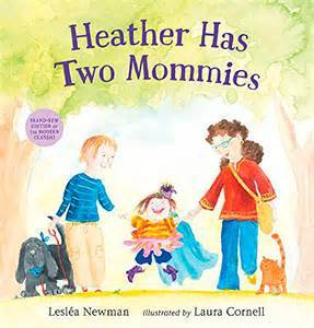 """Author of gay kiddie propaganda, Leslea Newman, received NEA grants after publication of """"Heather Has Two Mommies"""""""