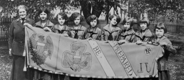 Girl Scouts history
