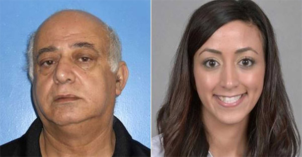 In Rocky River, Ohio, Jamal Mansour, a Muslim immigrant from Jordan, walked into his adult daughter's bedroom and shot Tahani Mansour twice while she slept in September 2016