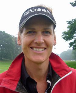 Transgender pro-golfer Mianne Bagger