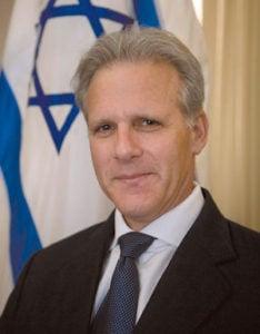 Former Israeli ambassador to the U.S. Michael Oren