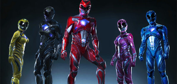 Power Rangers (Photo: Twitter)