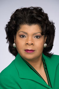 April Ryan of American Urban Radio Networks
