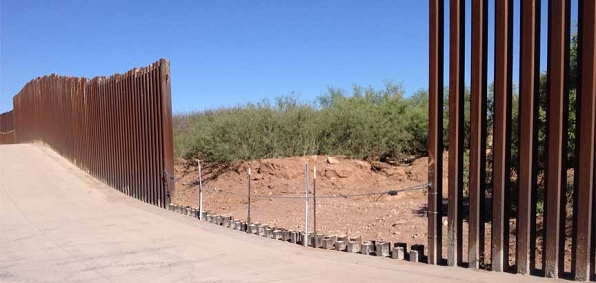 Take Two® | How could Obama's action on immigration affect ... |Obamas Border Fence