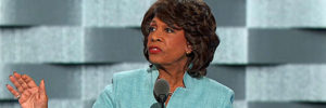U.S. Rep. Maxine Waters, D-Calif.