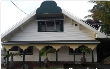 Muslim Association of Hawaii mosque in Honolulu