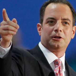 President Trump's chief of staff, Reince Priebus