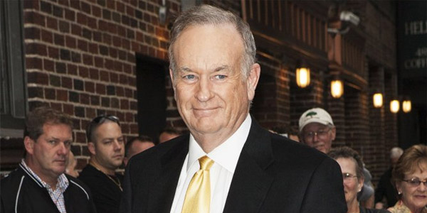 Former Fox News megastar Bill O'Reilly (Photo: Twitter)