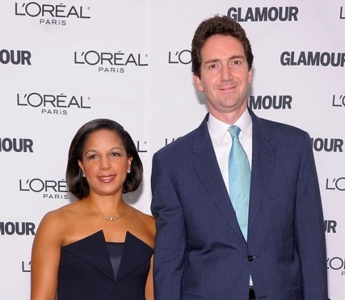 Rice is married to ABC Executive Producer Ian Cameron.