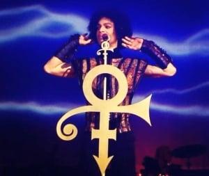 Prince's 'love symbol'