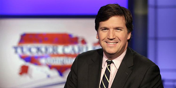 Police: Leftists 'protesting' at Tucker Carlson's home involved in 'hate crime' - WND