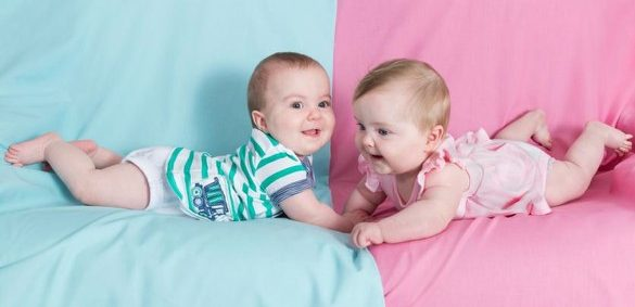 blue-pink-babies