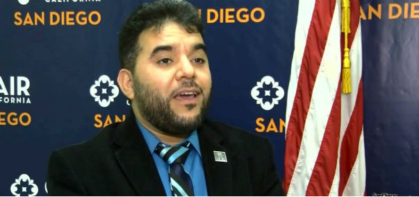 CAIR San Diego Executive Director Hanif Mohebi