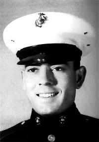 Image result for pics of Dan Rather as a marine